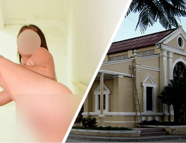 La Casa de la Cultura de Cereté fue escenario de estas fotos de alto contenido sexual | Al Día