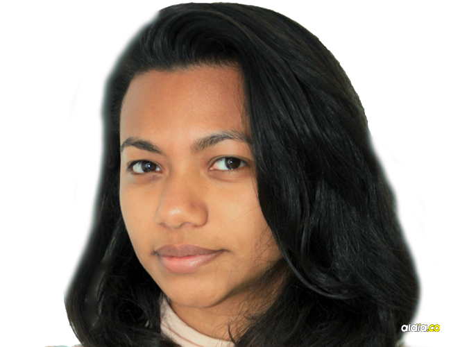 Kendry Serrano, comunicadora social y periodista | Cortesía