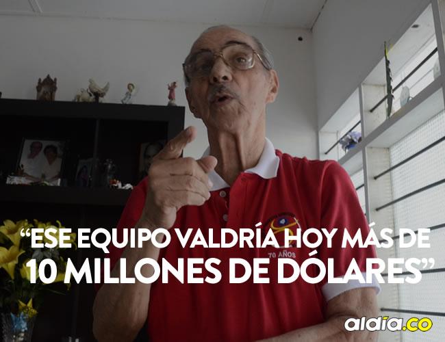 Efraín Peñate Rodríguez, periodista barranquillero | Al Día