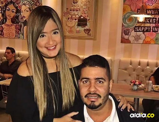 Daniella Ahumada y Mateo Cabrera. | Suministrada