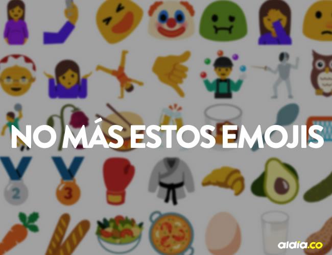 Son varios los emojis que no podrán ser usados en sus nombres | Al Día
