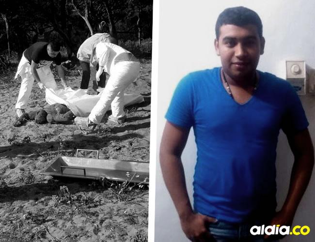 El cuerpo del joven fue encontrado en un sector de una ranchería ubicada en la vía que conduce de Maicao a Riohacha, por kilómetro 48.