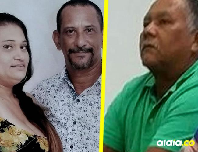 Alibeth Orellana,  Héctor Arnulfo y Epimenio   Al Día