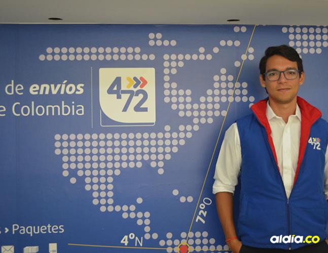 Miguel Gómez indicó que 4-72 es un correo postal barato, que busca accequibilidad a las personas. | Al Día