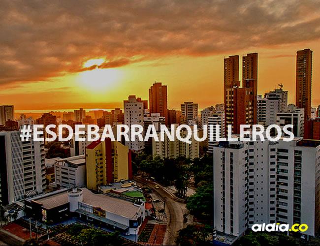 Miles de barranquilleros más  han mostrado lo orgullosos que se sienten de haber nacido en Barranquilla  | ALDÍA.CO