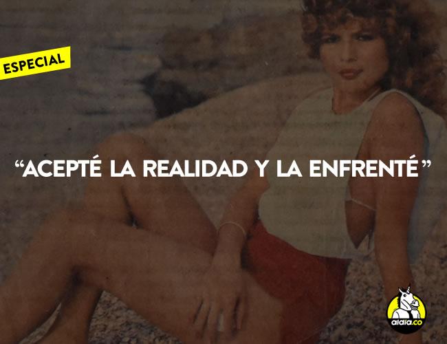 Osoris Ahumada fue Chica Miércoles de El Heraldo en 1984 |AL DÍA