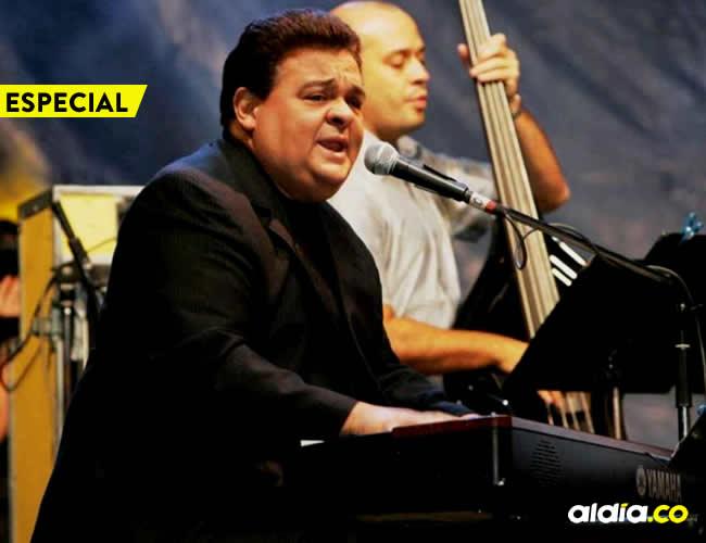 Ricardo Maldonado Morales, pianista, arreglista y compositor | La Chachara