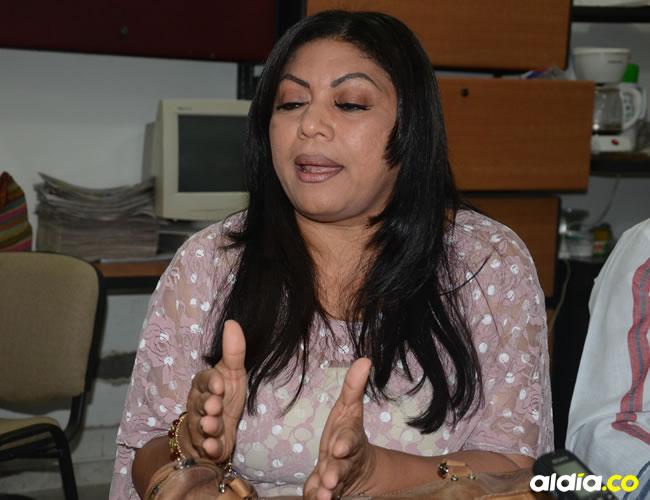 La exgobernadora había solicitado la detención domiciliaria en su apartamento de Bogotá, pero ahora podrá moverse. | Al Día