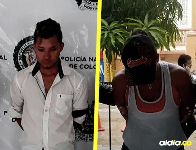 José Cantillo estaría extorsionando a su cuñado y Karelis quedó asegurada en la cárcel de Sabanalarga  | Al Día