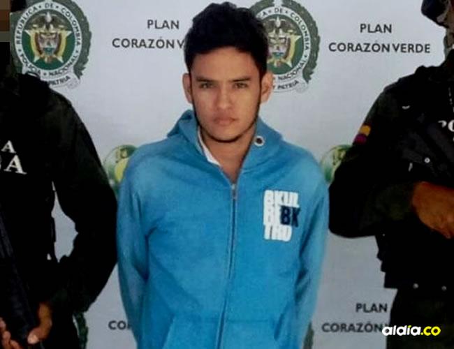Julio Salgado fue detenido cuando recibía $2 millones de extorsión. | AL DÍA