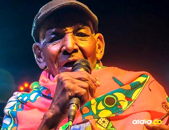 El cantautor bolivarense Magín Díaz falleció a sus 95 años | Instagram