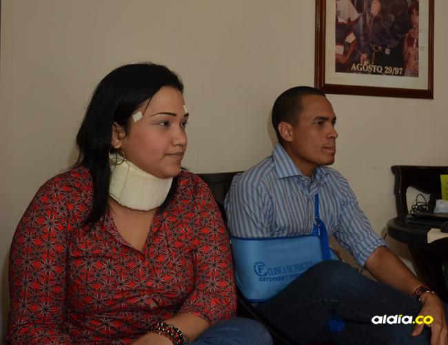 La pareja regresaba a su casa en el corregimiento de La Playa, tras asistir al concierto de Tito Rojas en un estadero | Al Día