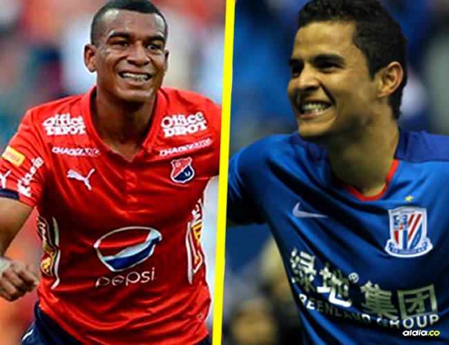 Lucas Barrios y Giovanni Moreno fueron protagonistas en la lista de rumores. Recientemente se sumó Luis Tipton   Archivo