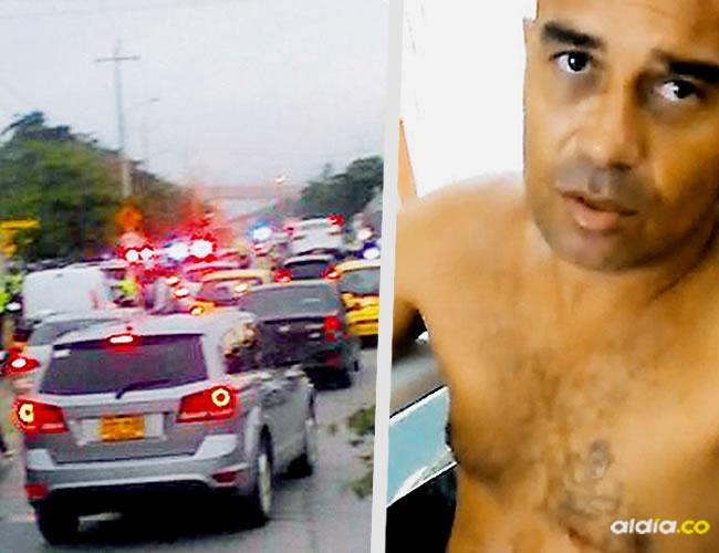Un proyectil hirió en el abdomen a un hombre identificado como Carlos Daniel Oviedo Donado, de 34 años,quien fue llevado a la emergencia del Hospital General de Barranquilla | Al Día