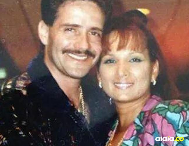 Fueron 19 años de amor los que vivió Judith con Frankie.