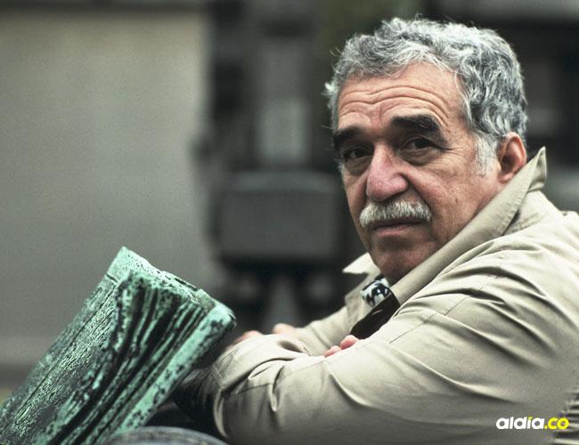 Gabriel García Márquez falleció el 17 de abril de 2014.