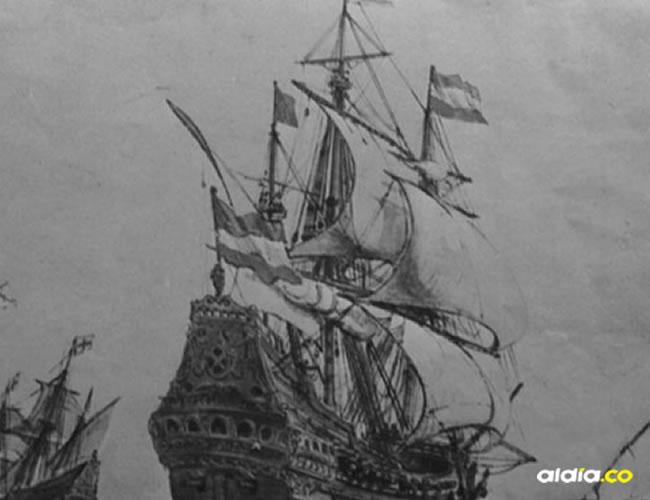 El galeón San José es  una embarcación española que se hundió en las islas del Rosario en 1708 | Ocádiz.com