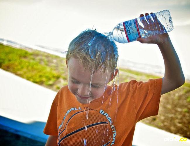 La temperatura a la que se puede producir un golpe de calor varía. Los mayores de 65 años y los niños menores de seis son más vulnerables.