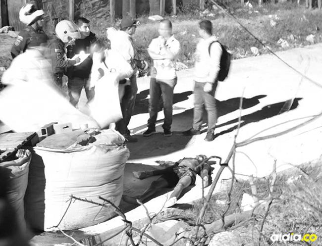 Hasta el cierre de esta edición se desconocía la identidad de la víctima mortal del atentado en Las Flores. | Al Día