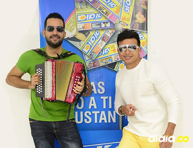 Cayito Dangond, cantautor de música vallenata promociona su cuatro álbum de estudio 'Esta es mi música' |  John Robledo