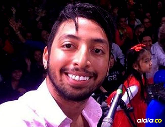 Yuri Alexander Teherán, el único hijo de la fallecida cantante de música vallenata Patricia Teherán Romero
