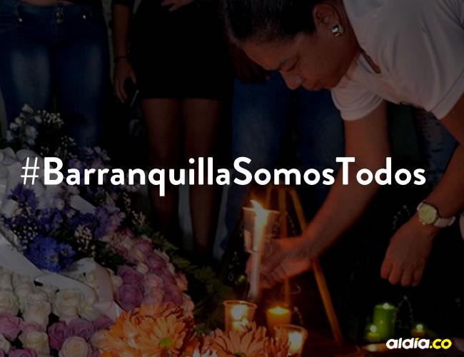 Escenas dramáticas con los familiares de los patrulleros muertos y heridos en el pavoroso atentado a la estación de Policía del barrio San José | ALDÍA.CO