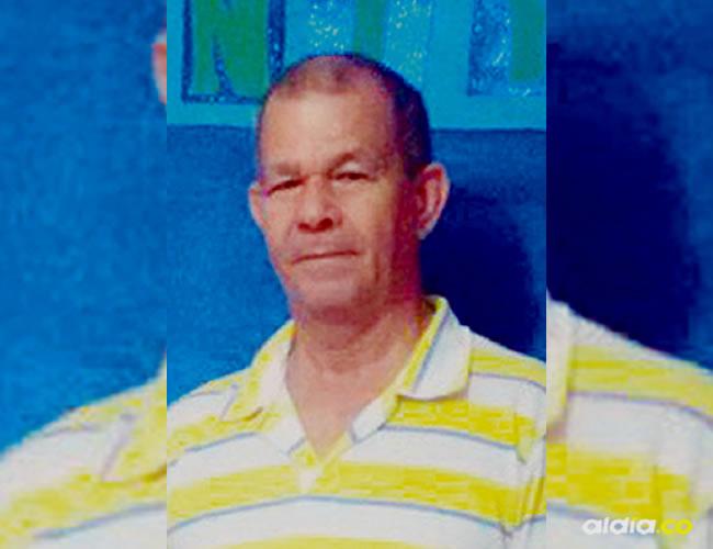 Gustavo Granados, de 64 años | Al Día