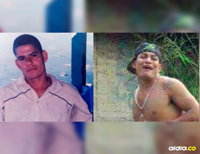 Luis Fernando Sánchez y Josabeth Villega, asesinados. | Suministrada