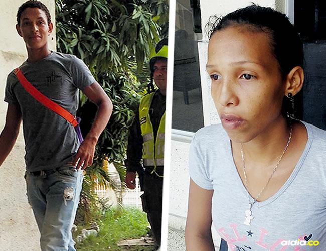 La víctima confesó que no era la primera vez  que su compañero la golpeaba   Al Día