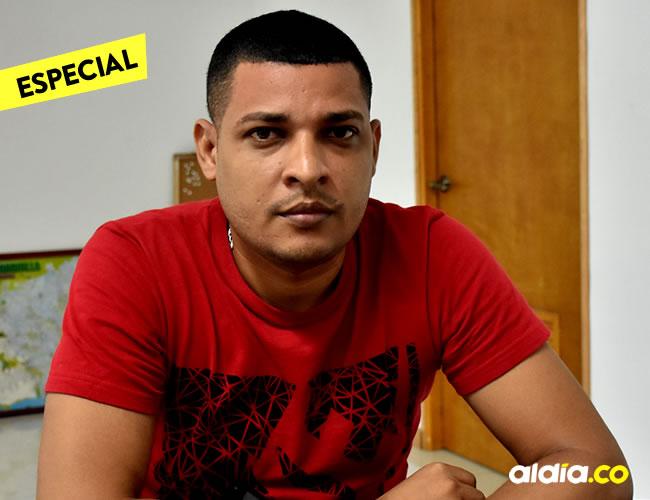 Yesid Alberto Lafaurie fue dejado libre tras comprobarse su inocencia | ALDÍA