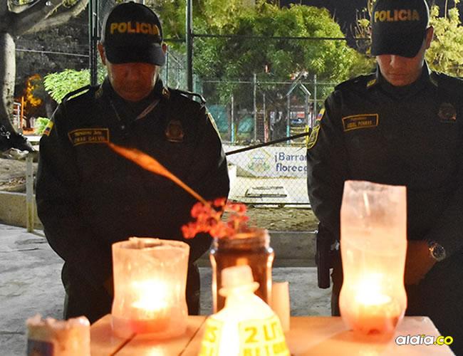 'No me arrepiento de ser policía. En mí siempre estará servir a la comunidad': dijo el patrullero Miguel. | Al Día