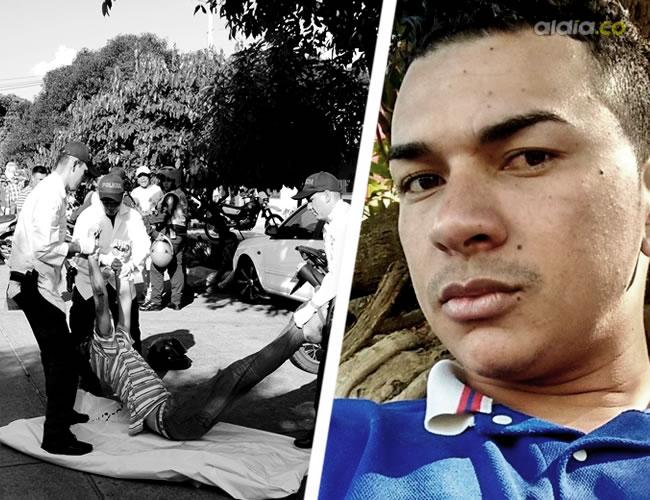 Escorcia Mora tenía anotaciones por hurto y violencia intrafamiliar | Al Día