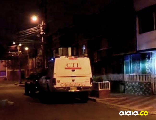El momento en el que el CTI visita el hogar de las personas muertas   Noticias Caracol