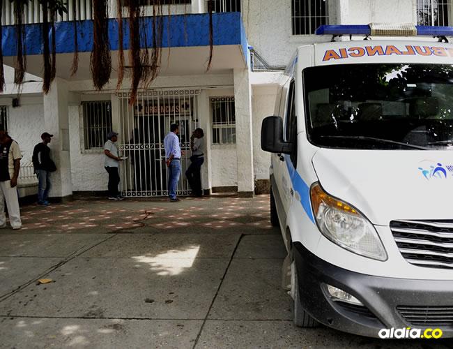l mismo padre fue quien lo llevó hasta la Clínica Madre Bernarda en Cartagena donde fue atendido por los médicos. | Al Día