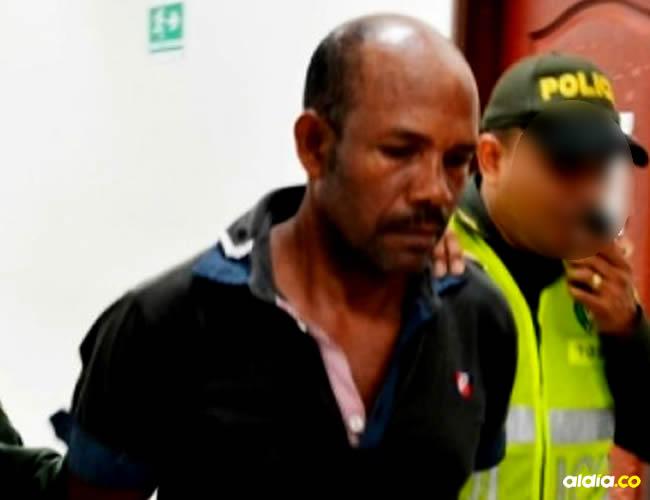 José Julio Orozco acusado de tentativa de homicidio.   AL DÍA