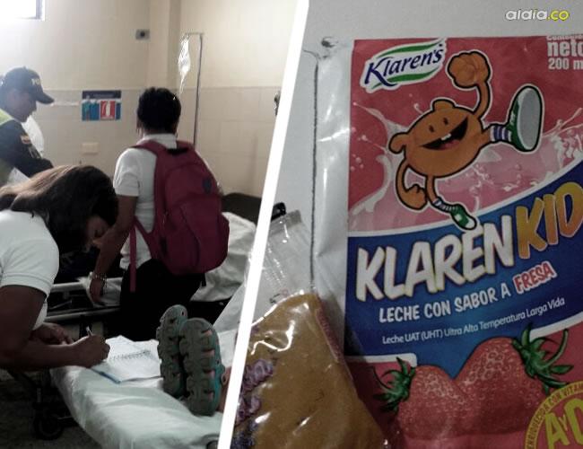 Este fue el alimento que consumieron los niños intoxicados. Debieron ser trasladados al hospital | Al Día