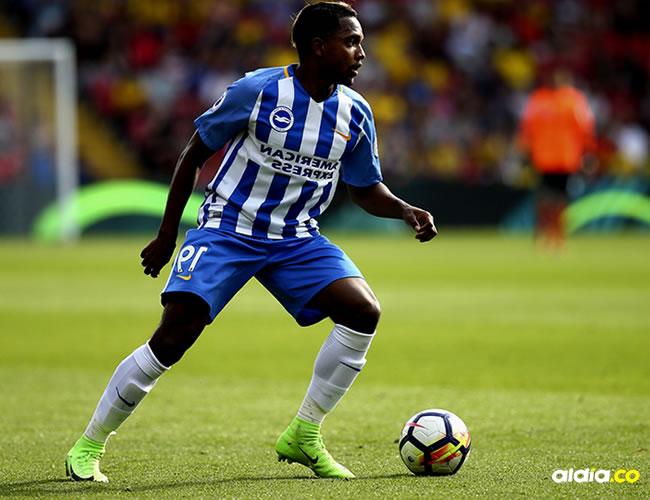 Con el Brighton lleva 4 goles en 24 partidos | AL DÍA
