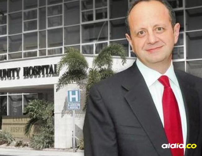 Jack Michel es el actual dueño del Larkin Community Hospital, involucrado en la investigación de fraude | Larkin Community Hospital