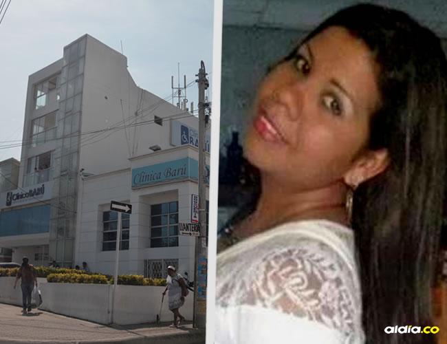 Jalima López Saleme, de 28 años, falleció en la clínica Barú este martes a la 1:45 de la tarde   Al Día