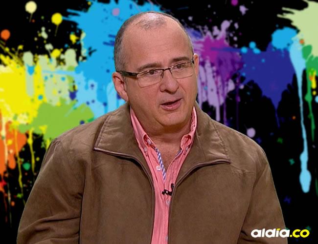 Jota Mario Valencia se dirigía al canal RCN cuando sucedió el incidente | Jotamario.com