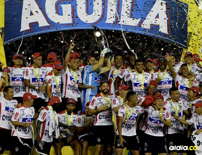 Revivan los mejores momentos del triunfo del Junior   Hansel Vásquez.