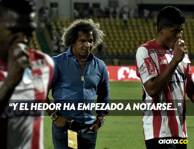 El empate con sabor a derrota que tiene a Junior en el fondo de la tabla | Luis Rodríguez