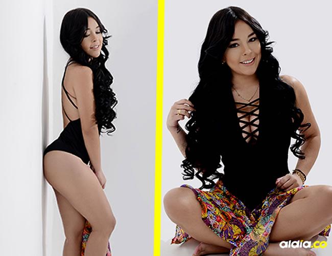 Karina Barros De La Cruz, esposa de James Sánchez | Orlando Amador