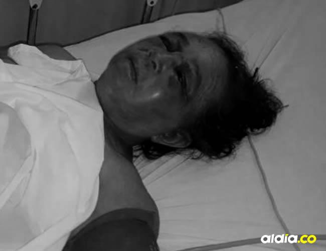 Ingrid Arroyo Lobo vive sola en la casa donde fue agredida.
