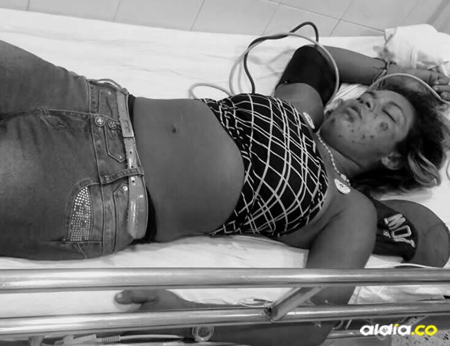 Pescadores de la zona vieron a la mujer tirada a un costado del río y la trasladaron al Hospital Nuestra Señora de los Remedios | Al Día