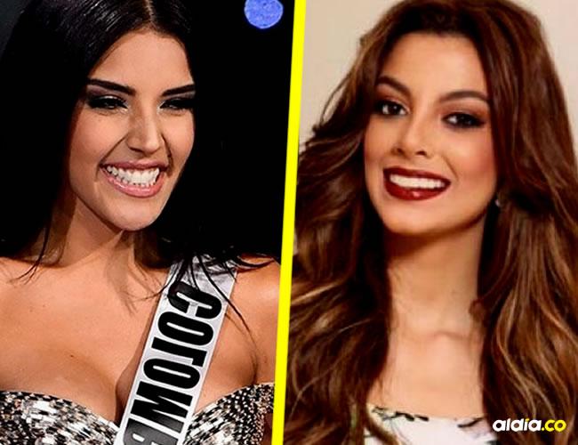 Laura González, señorita Colombia y Martha Martínez, señorita Atlántico | I