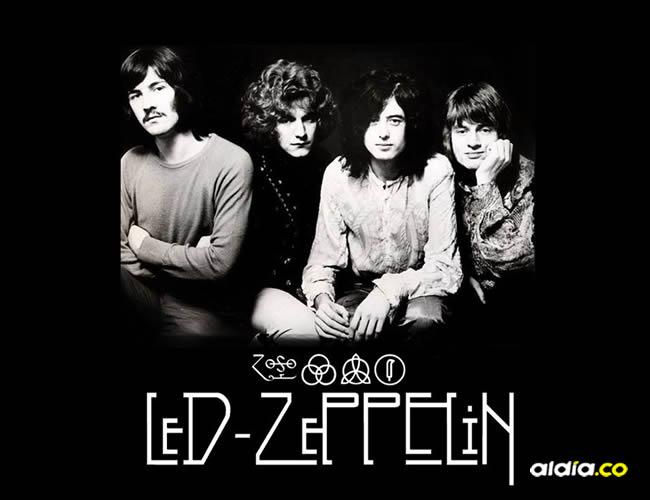 Como toda banda de rock que se respete, Led Zeppelin mantiene la leyenda de un supuesto o real pacto con el diablo para garantizar la fama y el dinero   Cortesía