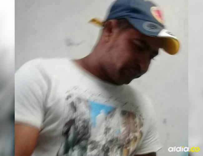 Carlos Castillo fue capturado por la Policía Metropolitana de Santa Marta, tras agredir a Lorena Bolaño | Al Día