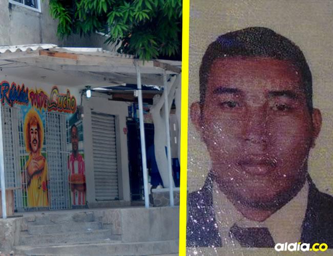En este establecimiento del barrio Los Almendros ocurrió el atentado | ALDÍA.CO