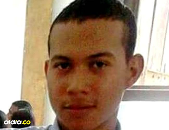 Cristian David Altahona Hernández, de 19 años | ALDÍA